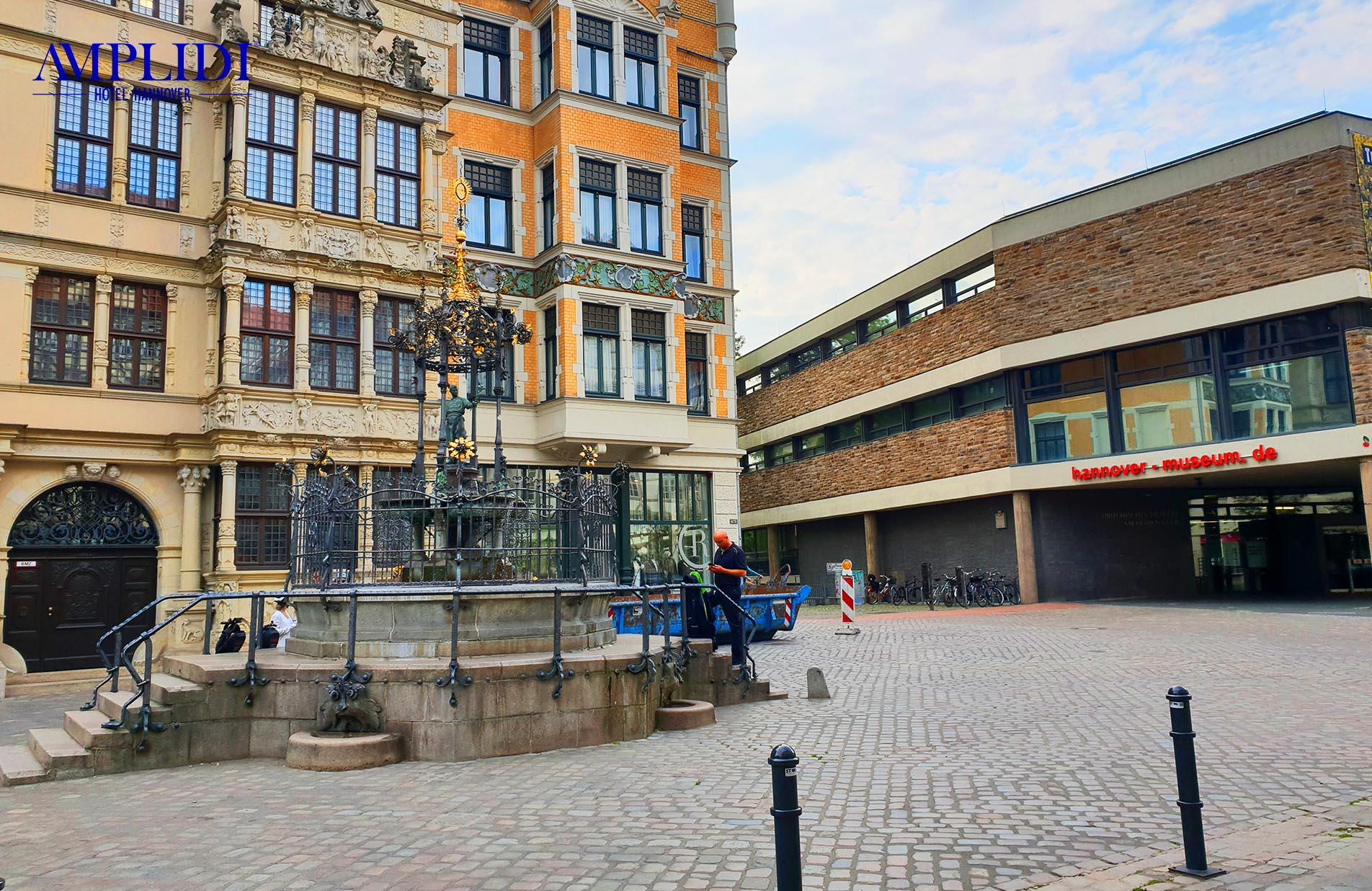 Das älteste Bürgerhaus Hannovers