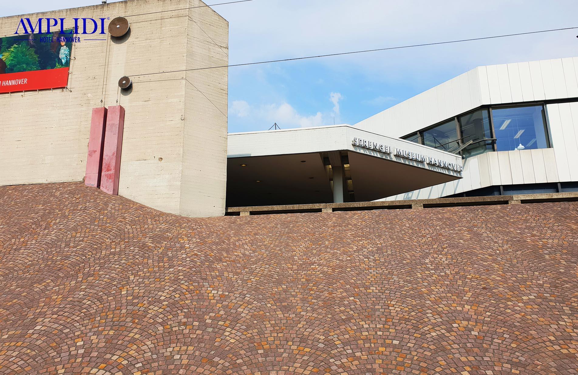 Sprengel Museum von Außen