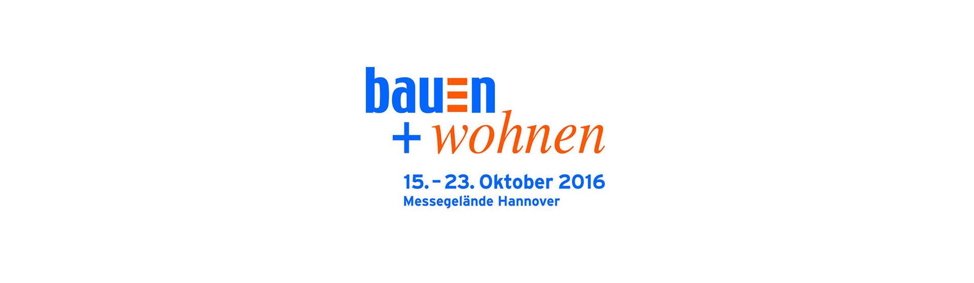 Logo Bauen + Wohnen Hannover