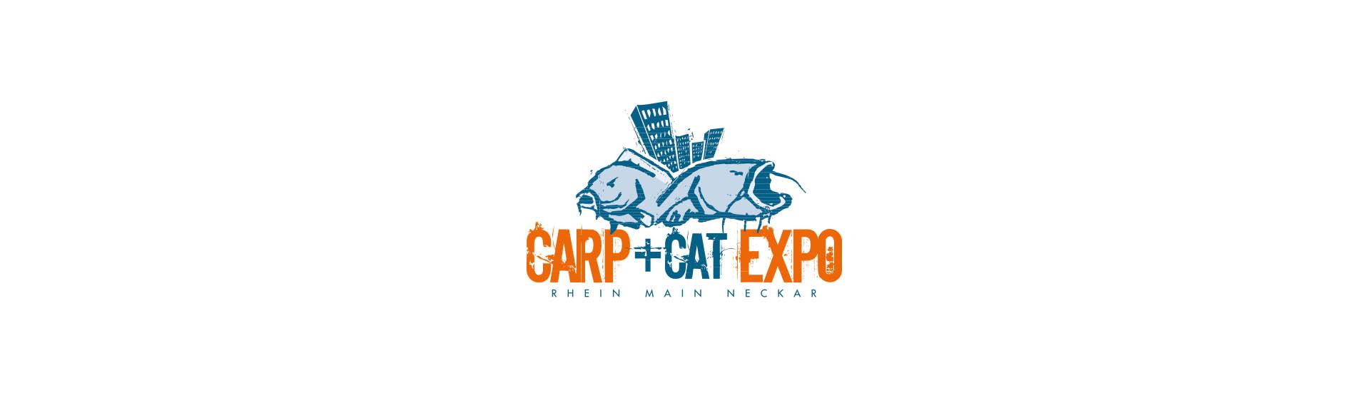 Logo Carp + Cat Expo Hannover