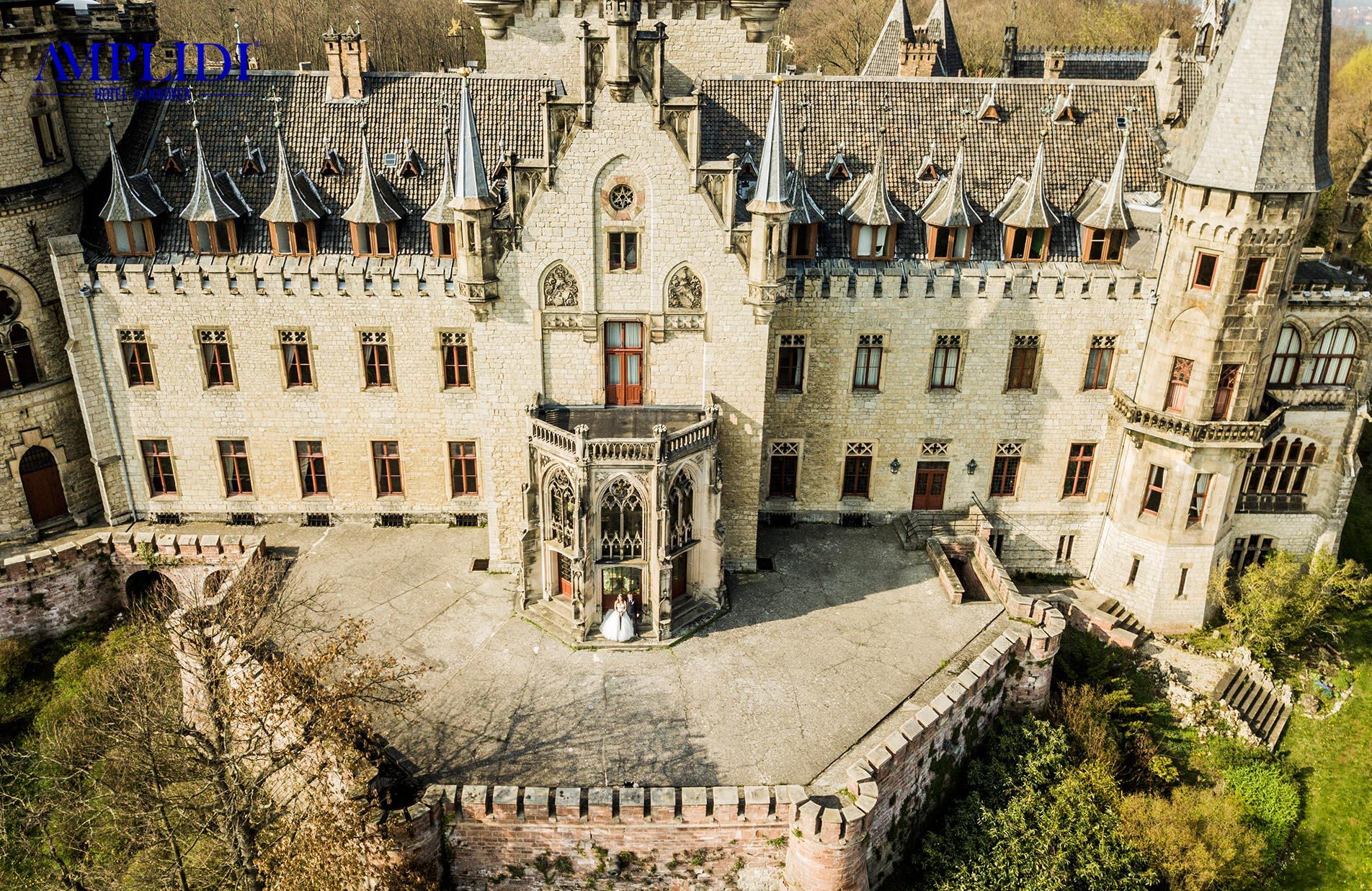 Schloss Marienburg als Hochzeitslocation